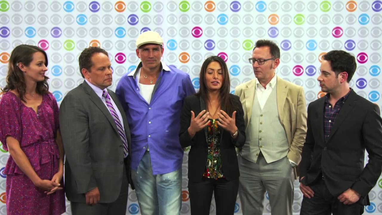 Person of Interest - Comic-Con 2013 - Person of Interest - Cast Interview