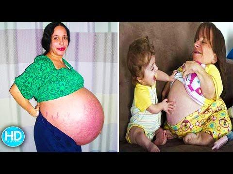 Dünyanın En Sıradışı 10 Annesi