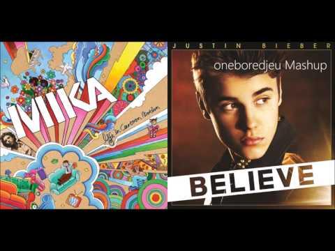 Lolliboy - MIKA vs. Justin Bieber (Mashup)