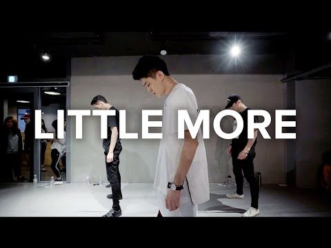 Little More  Chris Brown  Bongyoung Park Choreography