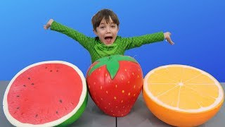 Squishy Toys for Kids Ice Cream Strawberry Watermelon and More