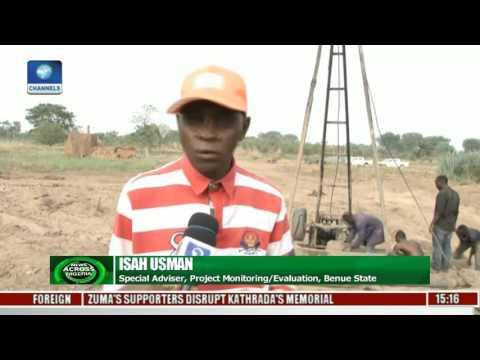 News Across Nigeria: Borno Govt Receives Donation For IDPs From NPA