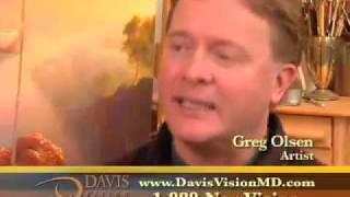 Davis Vision Utah LASIK Commercial with Greg Olsen