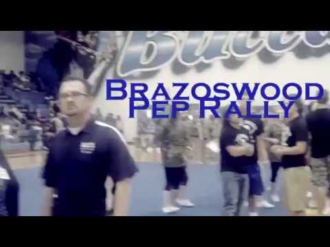 Brazoswood High School Pep Rally Montage Fall 2015