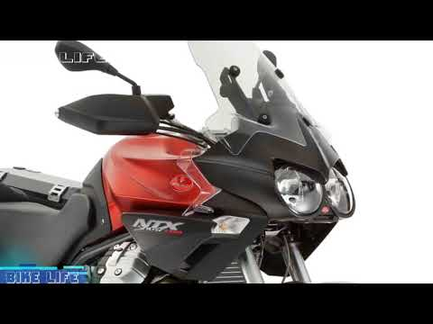 WOW AMAZING !!! 2018 Moto Guzzi Stelvio 1200 NTX-Review