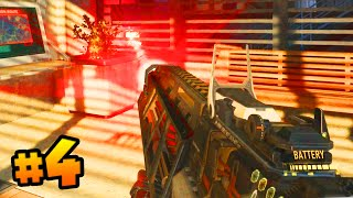 "Call of Duty ADVANCED WARFARE Walkthrough (Part 4) - Campaign Mission 4 ""TRAFFIC"" (COD 2014)"