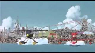 Porco Rosso di Hayao Miyazaki - Trailer Italiano