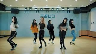 [MIRRORED] (여자)아이들((G)I-DLE) - 'SENORITA' (Choreography Practice Video)