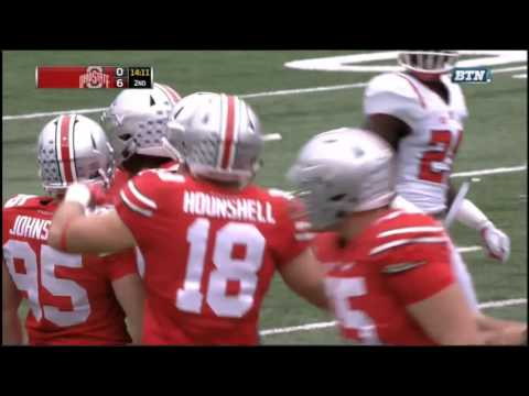 Ohio State Buckeyes vs Rutgers Scarlet Knights in 30 Minutes - 10/1/16