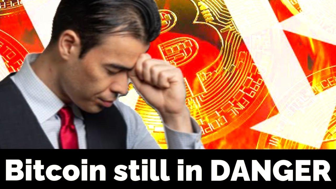 Bitcoin & Cryptos still in DANGER