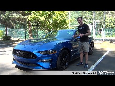 Review: 2018 Ford Mustang GT 10-Speed – Better in Every Way!