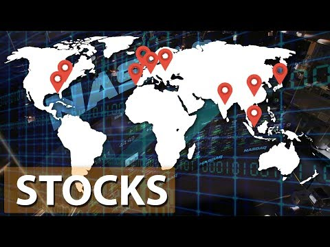 Top 10 Stock Market in The World