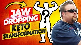 JAW DROPPING KETO TRANSFORMATION: Superfat to Superman