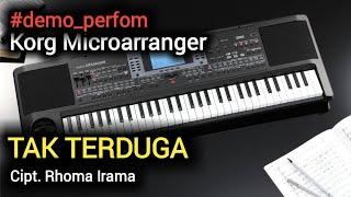 Lumintu Music Ponorogo - Tak Terduga (Rhoma Irama) CheckSound