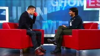 Jian Ghomeshi On George Stroumboulopoulos Tonight: Interview