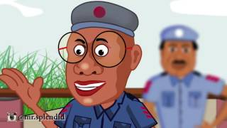 NAIJA POLICE FUNNY AKPORS VIDEO