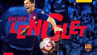 #ENJOYLENGLET | Lenglet is Barça