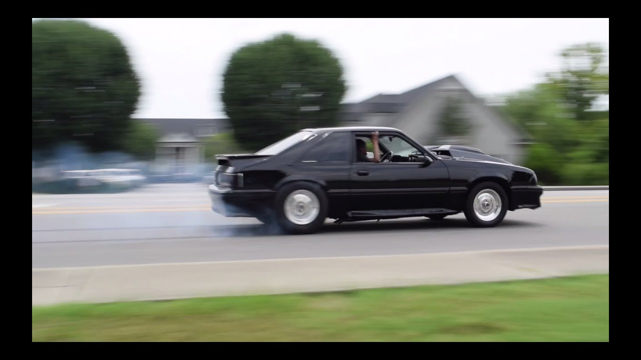 Mustang Week 2015 Tuesdays Pullouts And Crash Youtube