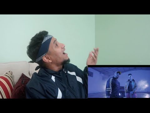 Dizzy DROS feat. Komy - RDLBAL (Official Music Video) REACTION!