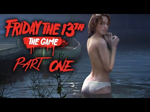 Friday The 13th The Game Beta Gameplay Walkthrough Part 1 - COUNSELOR Gameplay