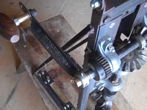 Pump For Home Made Edm Machine