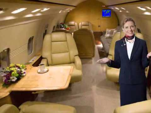 Economical Jet Charter | Charter Jet Passenger Capacity