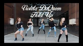 Video Violeta DaQueen | Lady Like Choreography | Calvillo Sisters - Hold Up (Cover) | 2k17 download MP3, 3GP, MP4, WEBM, AVI, FLV Oktober 2018