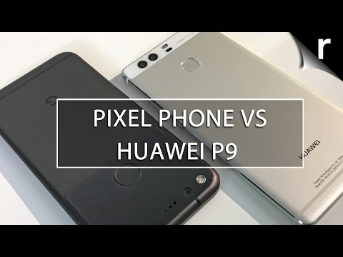 Pixel Phone vs Huawei P9: Smartphone snapper showdown