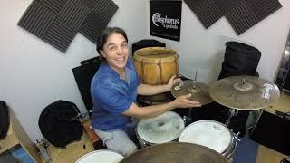 Sobre platillos / About cymbals with Bosphorus Master Vintage Series