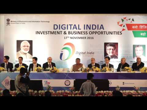 Digital India - Investment and Business Opportunities