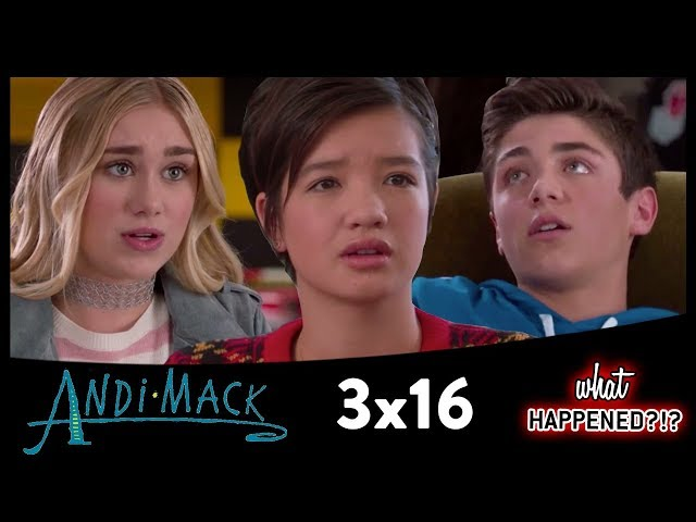 ANDI MACK 3x16 Recap: Tackling Stereotypes & Letting Feelings Out - 3x17 Promo