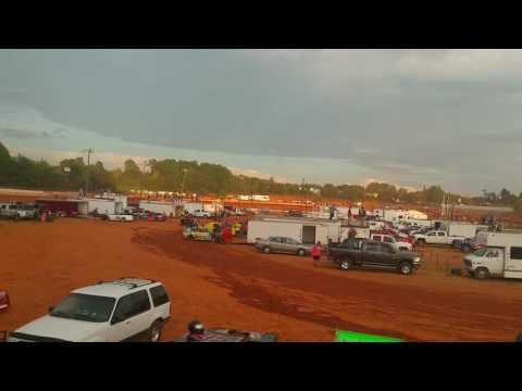 Limited Sportsman Heat 7/30/16 Cherokee Speedway