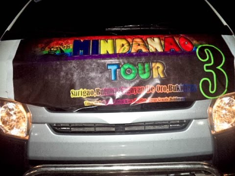 NDDU BSTM- Mindanao Tour 2015