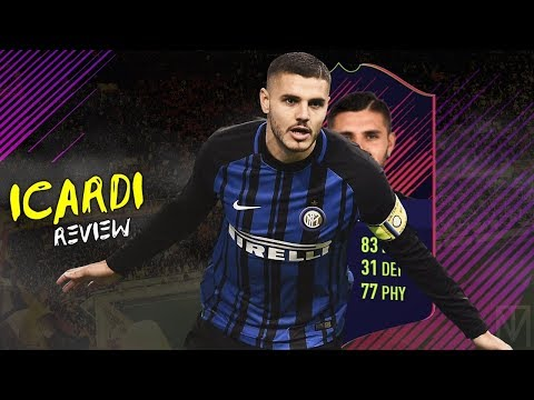 FIFA 18 - SIF ICARDI (88) PLAYER REVIEW