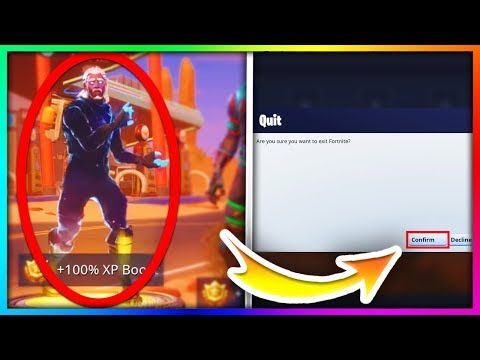 if a HACKER joins your Fortnite lobby, DO THIS OR ELSE..