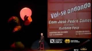 """Spot """"Vai-se andando"""" com José Pedro Gomes"""