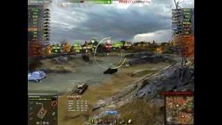world of tanks Грамотная игра залог успеха