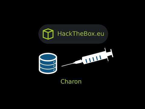 HackTheBox - Charon