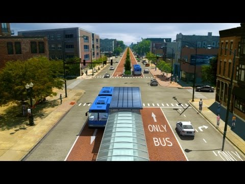 BRT Chicago—Ashland Avenue Bus Rapid Transit