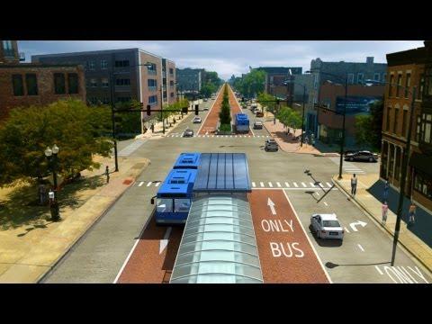 BRT Chicago—Ashland Avenue Bus Rapid Transit