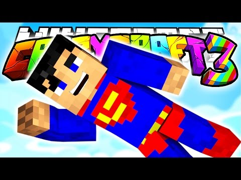 Minecraft crazy craft 3 0 superman overpowered for Http test voidswrath com modpacks crazy craft 3 0