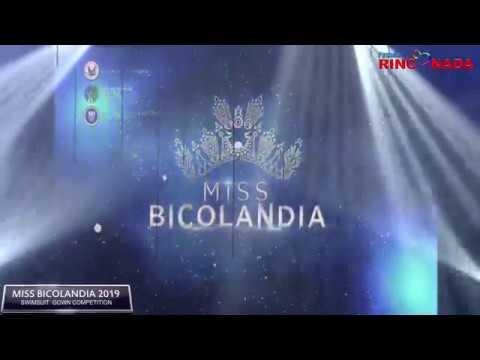 Miss Bicolandia 2019 ProEvent