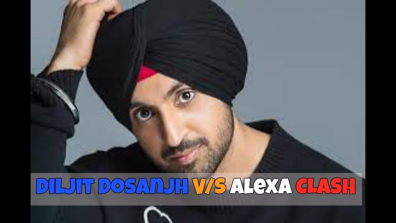 Download DilJeet Dosanjh V/S ALEXA English Clash