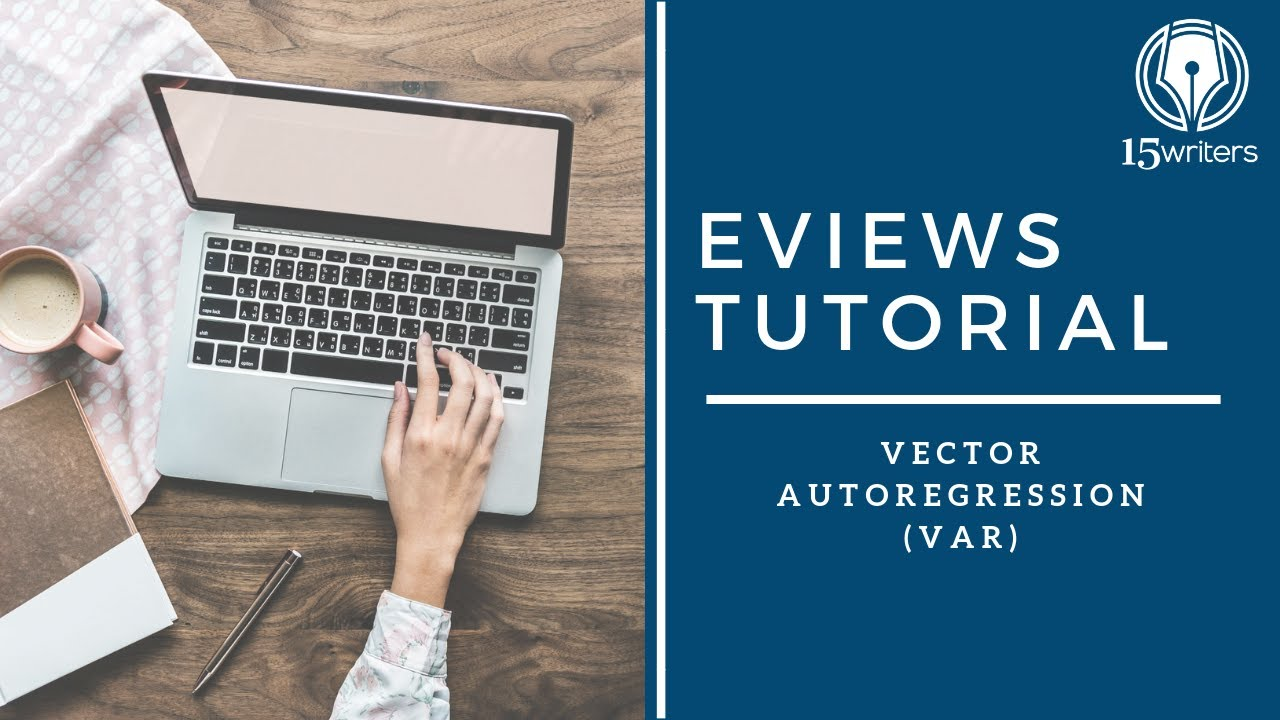 EVIEWS TUTORIAL: Vector Autoregression VAR