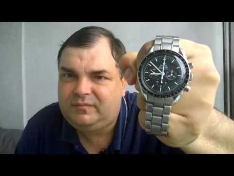 OMEGA SPEEDMASTER PROFESSIONAL - Man on the Moon Watch