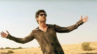 Sushant Singh Rajput imitates Shah Rukh Khan in Dubai