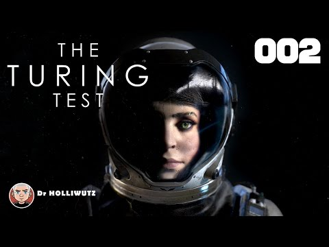 The Turing Test #002 - Jupitermond Europa [XBO][HD] Let's Play The Turing Test