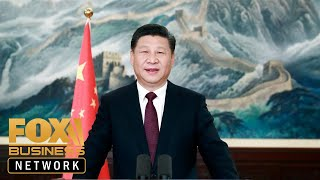 Xi Jinping calls for 'New Long March' amid trade tensions