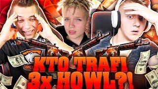 KTO TRAFI M4A4 | HOWL? | DaMian VS Friz! | YOUNGCZUUX PARODY CHALLENGE!