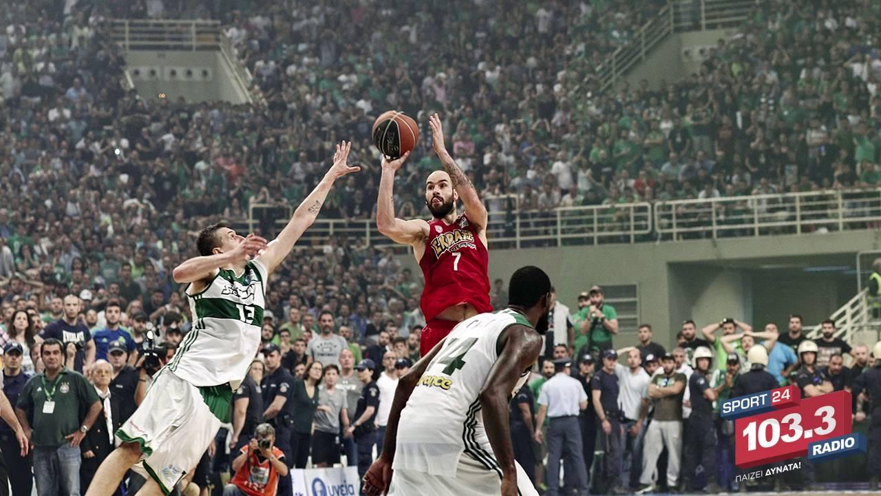 Αποτέλεσμα εικόνας για ολυμπιακος παναθηναικος μπασκετ